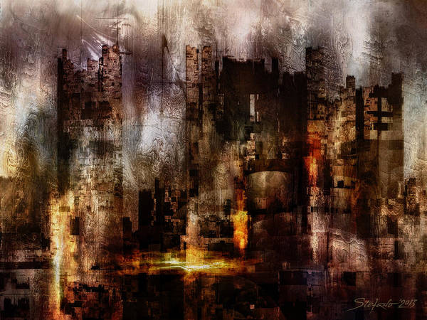 Ghost City II Poster