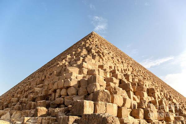 Giza Pyramid Detail Poster