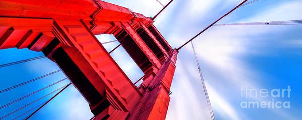 Golden Gate Boom Poster