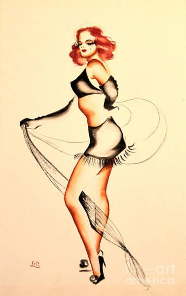 Good Night Ladies Dancer Poster