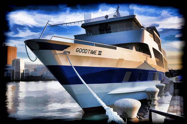 Goodtime IIi - Cleveland Ohio Poster