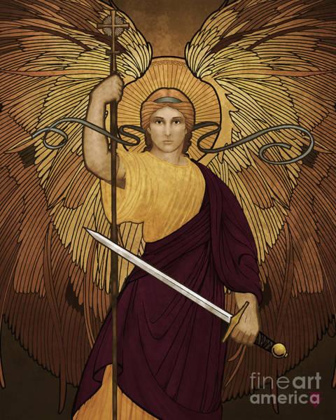 Guardian Of Souls Poster