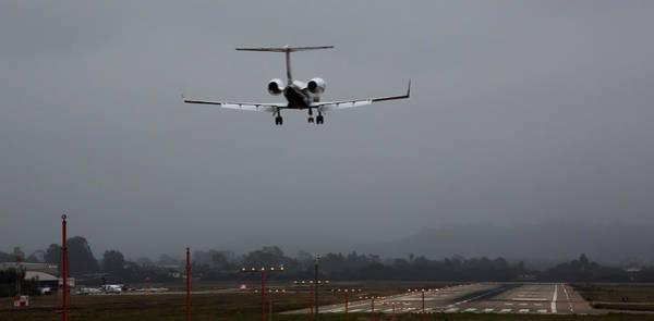 Gulfstream Approach Poster
