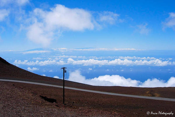 Haleakala's Heaven Poster