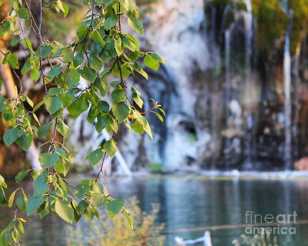 Hanging Lake 8x10 Crop Poster