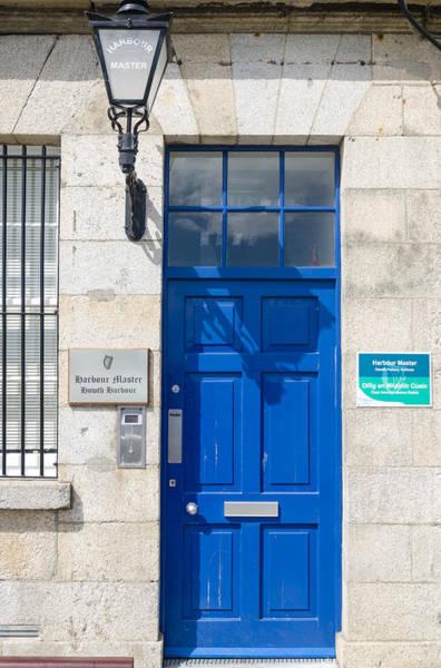 Harbour Master's Door Poster