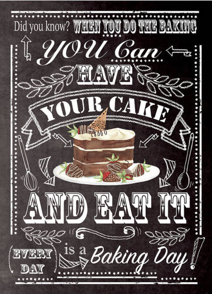 Have Your Cake Poster