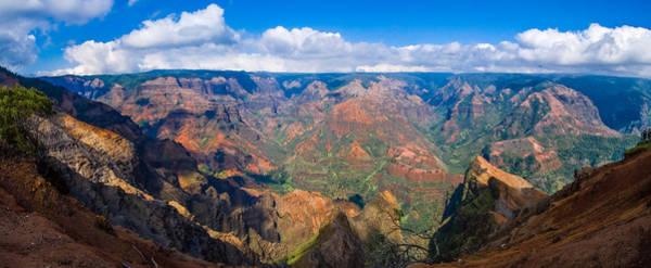 Hawaiian Grand Canyon Poster