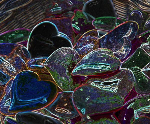 Heart Rocks Poster