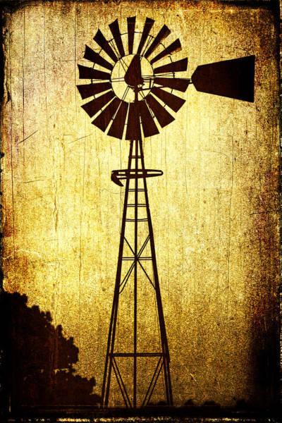 High Prairie Sentinel Poster