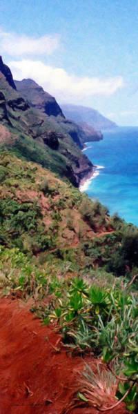 Trail To Kalalau Poster