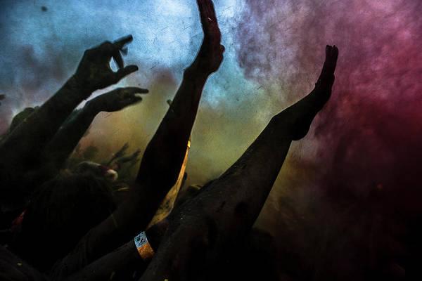 Holi  Festival Of Colours Poster