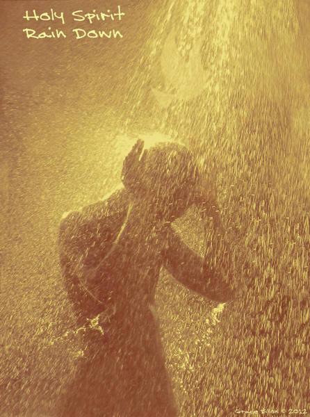Holy Spirit Rain Down Poster