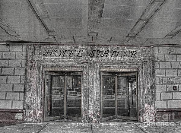 Hotel Statler Buffalo Ny Poster