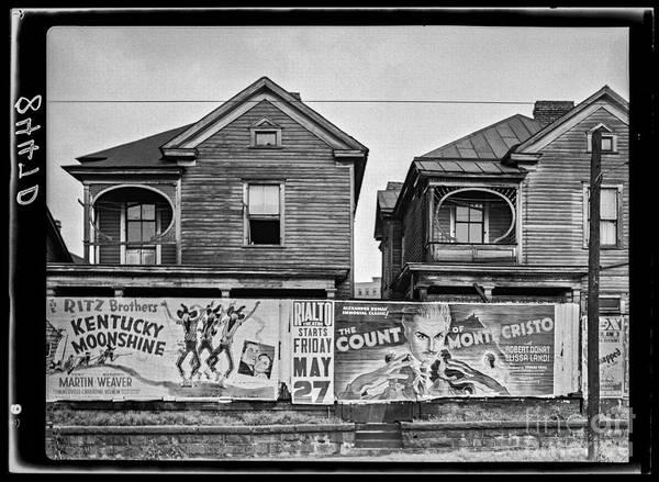 Houses Atlanta Georgia Poster