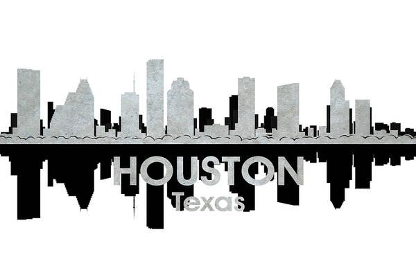 Houston Tx 4 Poster