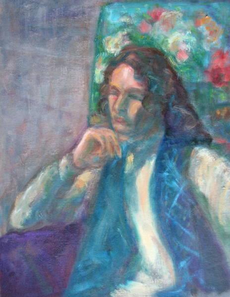 I Am Heathcliff - Original Painting  Poster