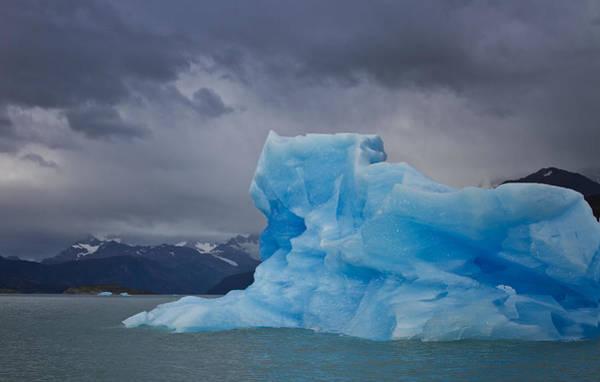 Iceberg Ahead Poster