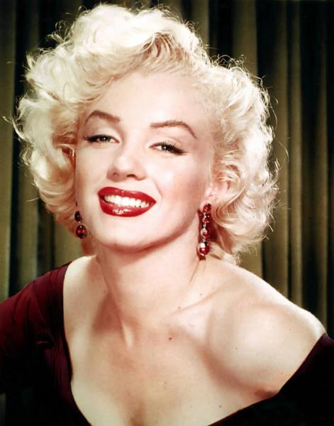 Iconic Marilyn Monroe Poster