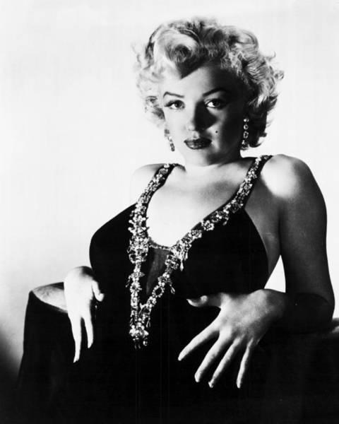 Marilyn Monroe Eyes Poster