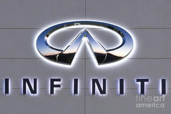Infiniti Poster