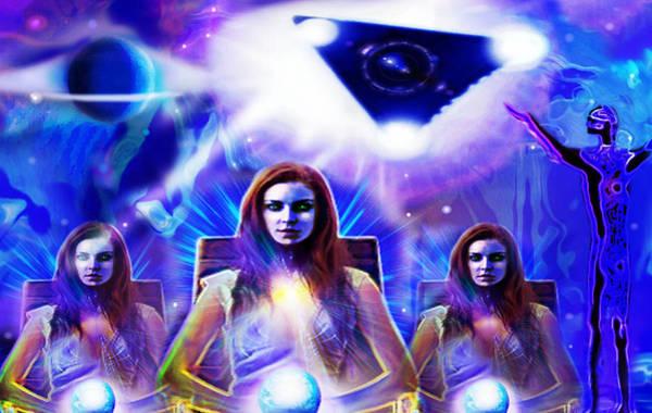Interdimensional Guardians Poster