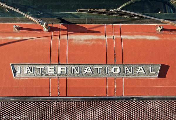 International Poster