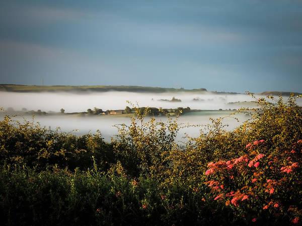 Irish Mist Over Lissycasey Poster