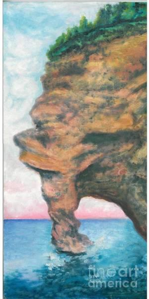Island Left Poster