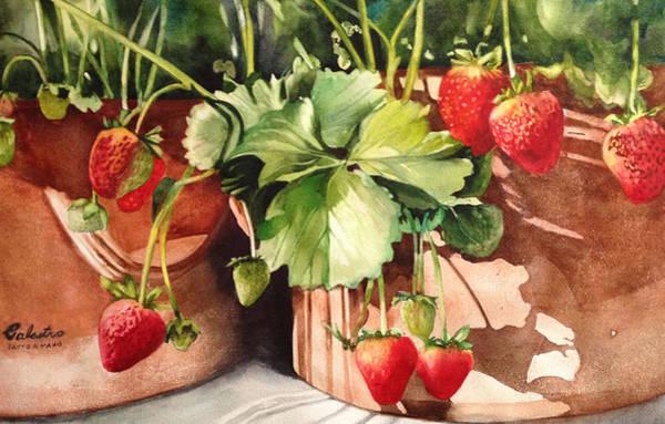 It's Berry Season Poster