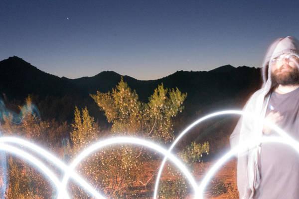 Jason And Desert Lights I Poster