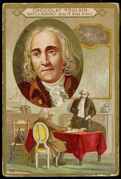 Jeremy Bentham Jurist And Philosopher Poster