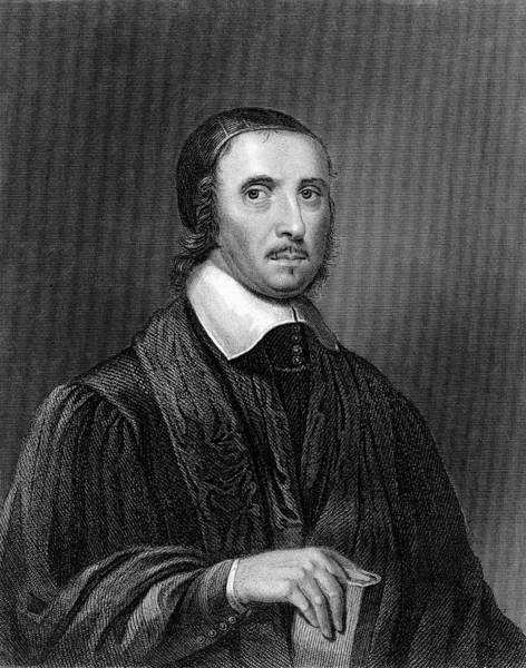 Jeremy Taylor (1613 - 1667) Divine Poster