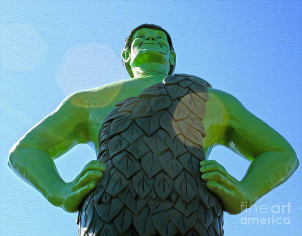 Jolly Green Giant - 02 Poster