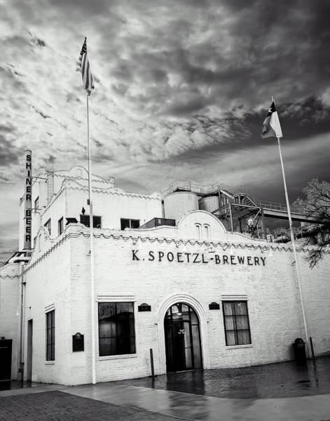 K. Spoetzl Brewery Poster