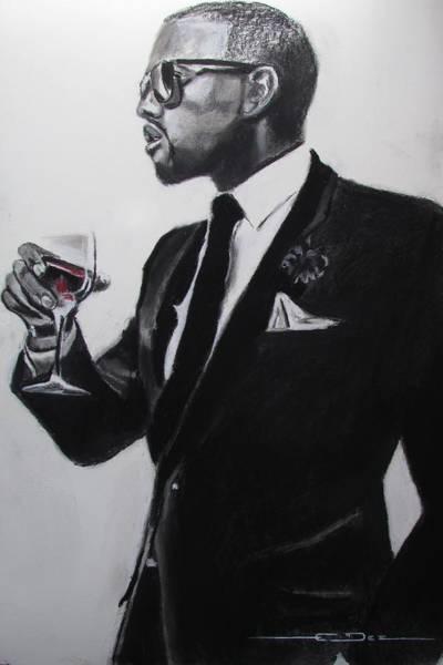 Kanye West - Maga Hat Poster