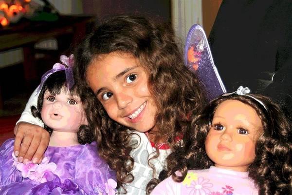 Karla's Dolls Poster