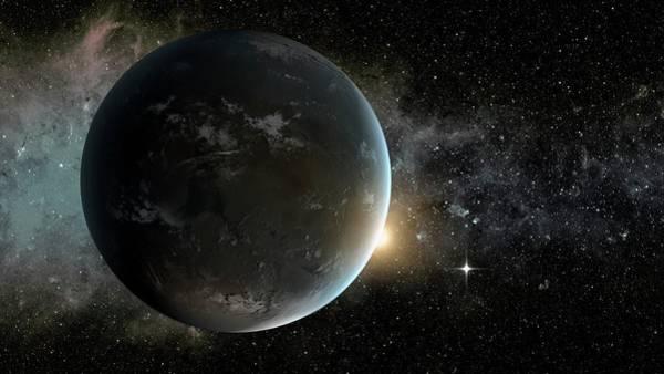 Kepler-62f Poster