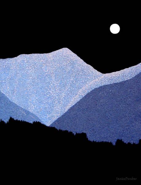 Kootenay Mountains Poster