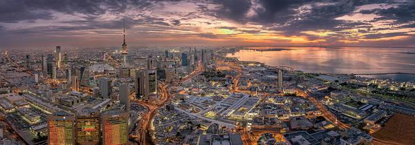 Kuwait City Poster
