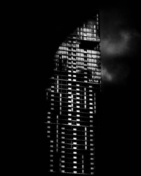 Poster featuring the photograph L Tower Toronto Canada by Brian Carson