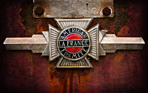 Lafrance Badge Poster