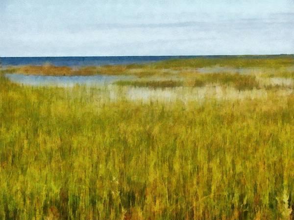 Lake Huron At Thunder Bay Poster