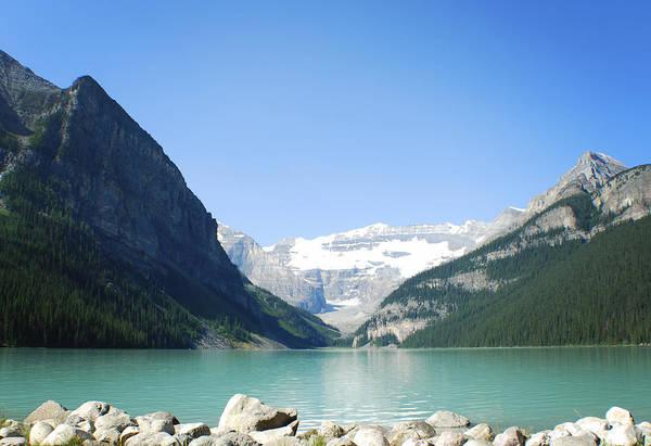 Lake Louise Alberta Canada Poster