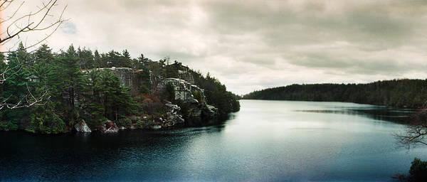 Lake Minnewaska In Minnewaska State Poster