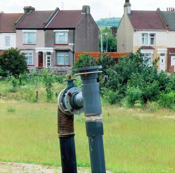 Landfill Gas Monitoring Poster