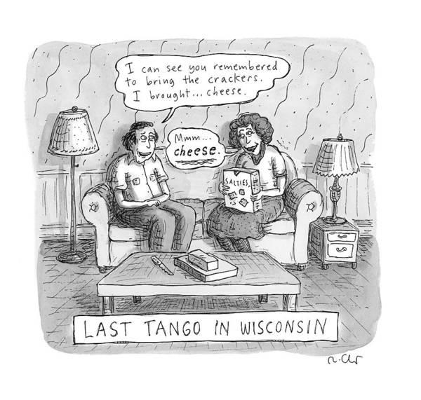 Last Tango In Wisconsin Poster
