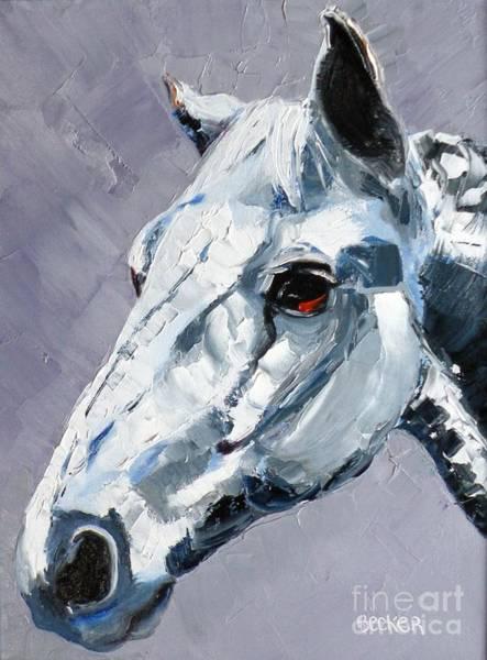 Legend - Sport Horse Poster