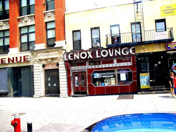 Lenox Lounge Harlem 2005 Poster