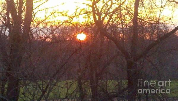Light At Sunrise Poster